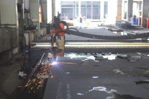 CNC Plasma/Gas