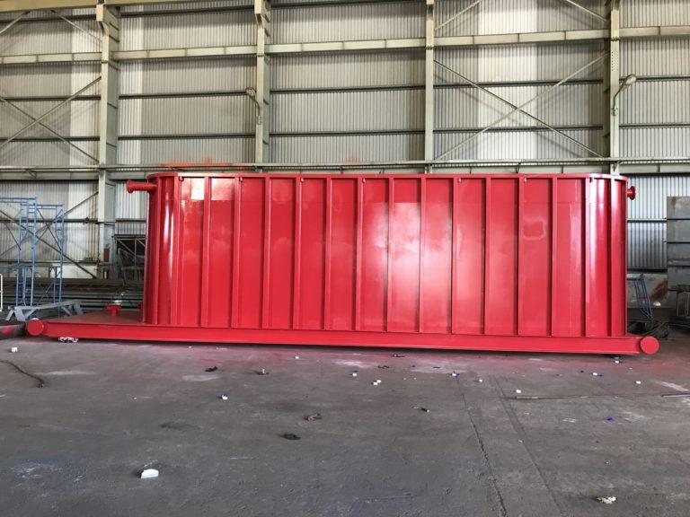 Custom Storage/Mixing Tanks