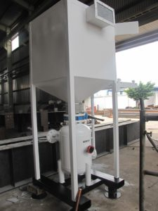 Hopper feed systems