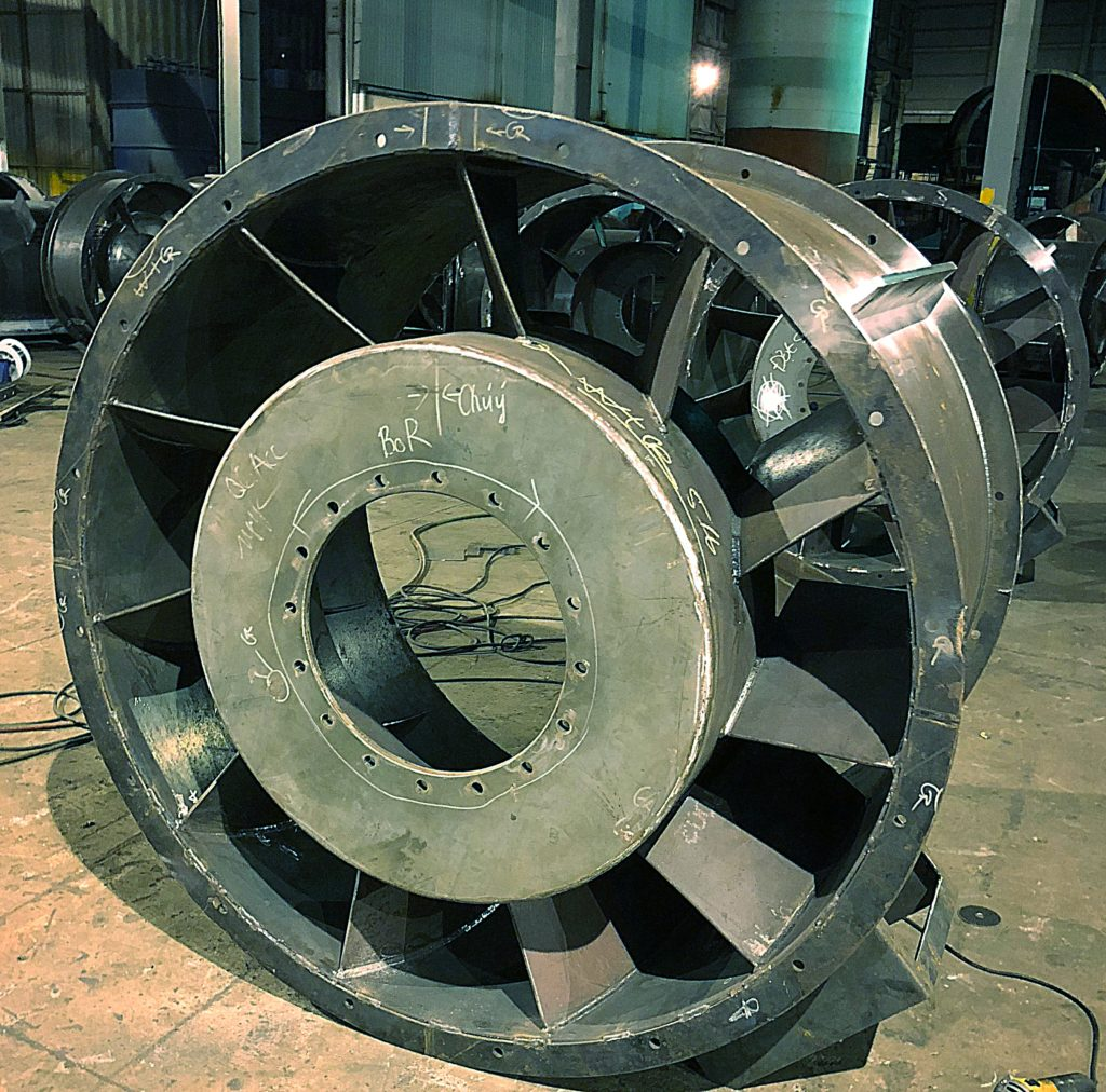 Mine Ventilation Systems